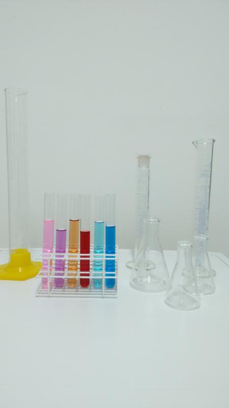 Análise da água físico química