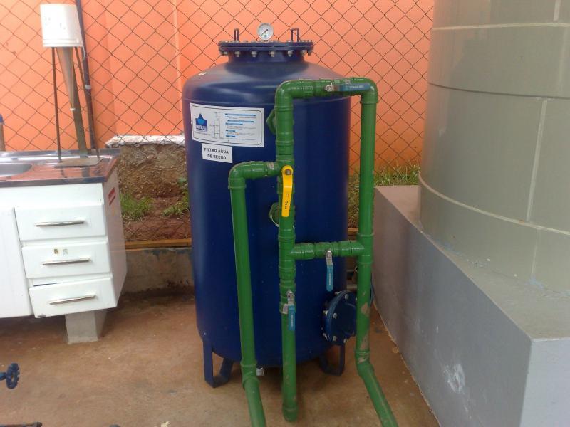 Controle de qualidade da água na indústria
