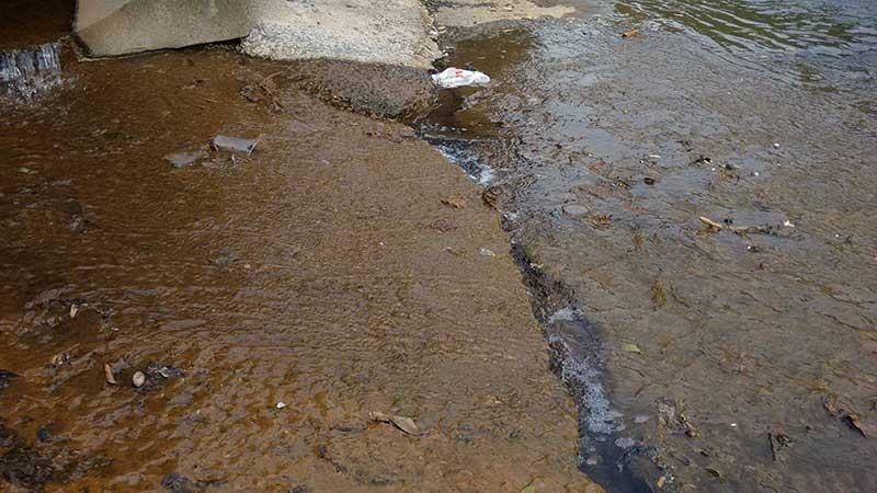 Manutenção de estações de tratamento de água