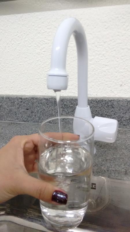 Monitoramento da qualidade da água e esgoto
