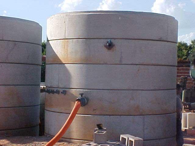 Soluções em engenharia de tratamento de água