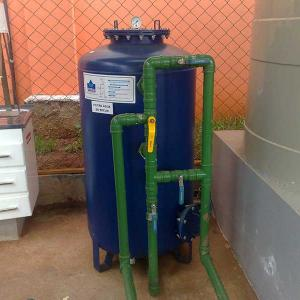 Soluções alternativas de tratamento de água